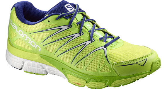 Salomon X-Scream Foil Trailrunning Shoes Men gecko green/granny green/ g blue